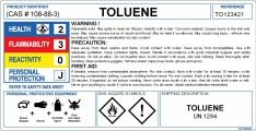 toluene cas no 108-88-3 shipping mark_ big