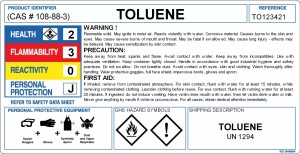 toluene cas no 108-88-3 shipping mark_ big