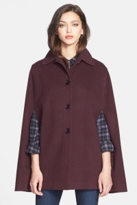 This picture is of my cape, from Nordstrom's website